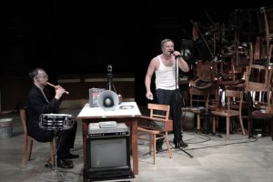 Moby_D. - Ein deutscher Wal @ Theater im Delphi | Berlin | Berlin | Deutschland