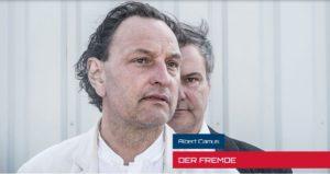 DER FREMDE von Albert Camus @ Societaetstheater | Dresden | Sachsen | Deutschland