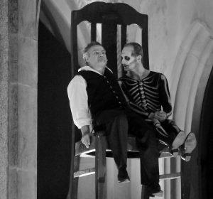 Jedermann (Neue Burgfestspiele Meißen) @ Burghof Albrechtsburg Meißen | Meißen | Sachsen | Deutschland