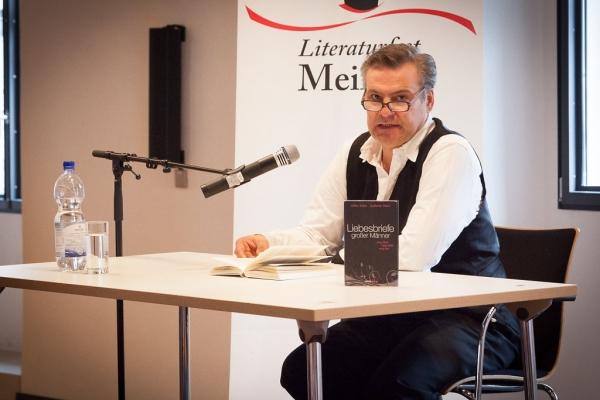 Literaturfest Meißen_Daniel Bahrmann