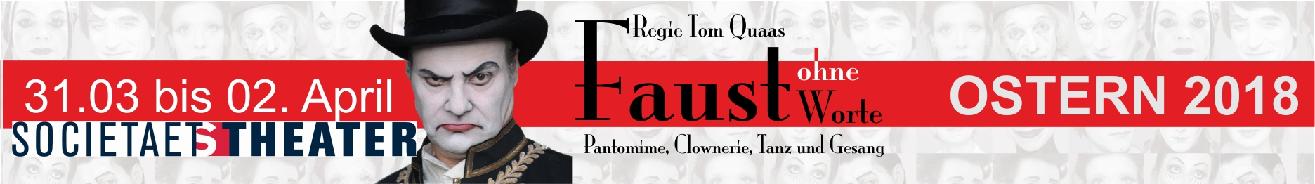 Theaterzirkus Dresden | Tom Quaas